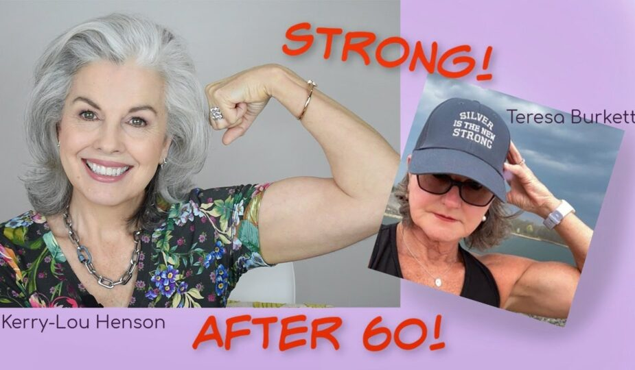 Kerry Lou stays strong after 60